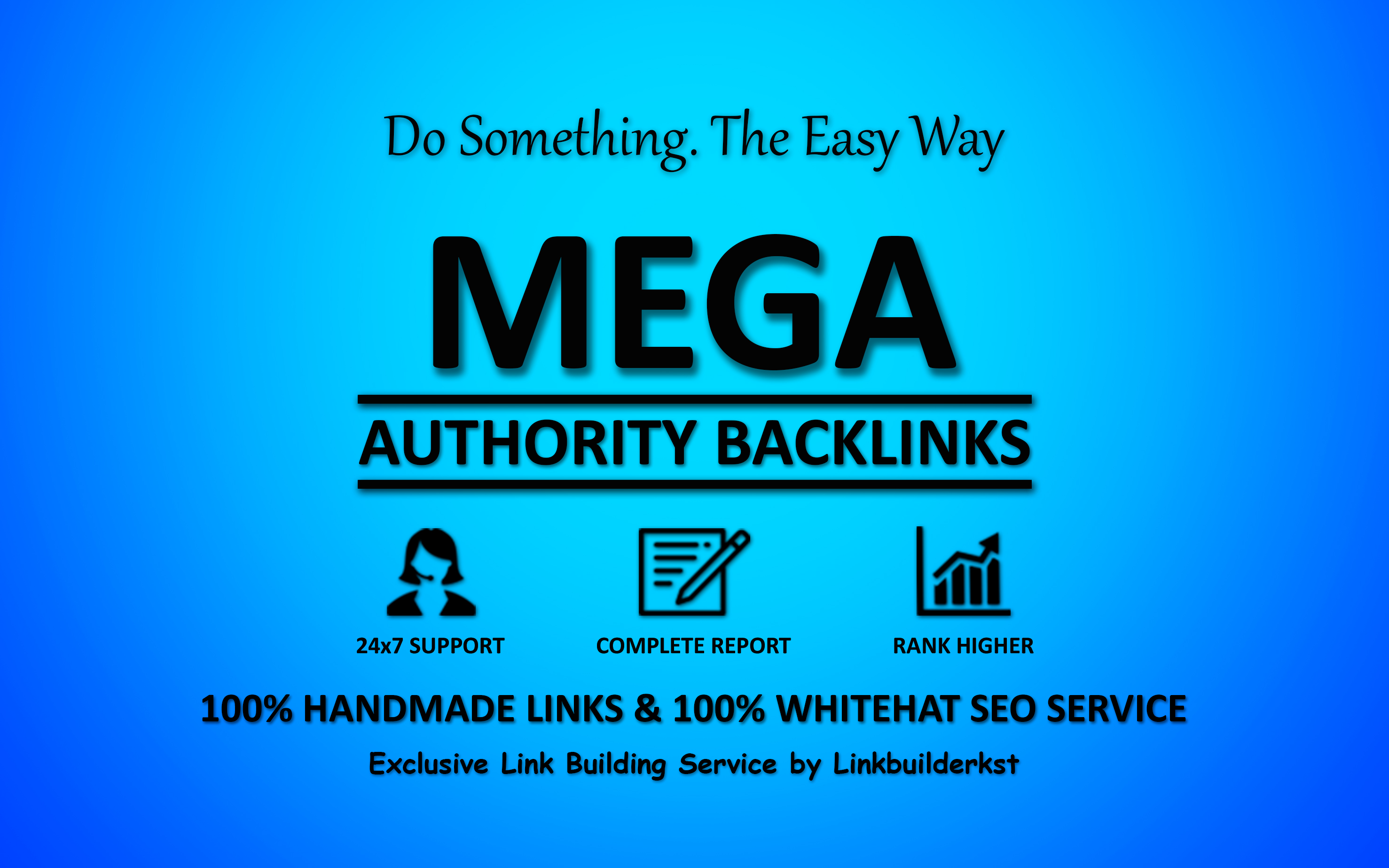 Mega Authority Backlinks - Ultimate Rank Solution SEO Service To Skyrocket Your Website