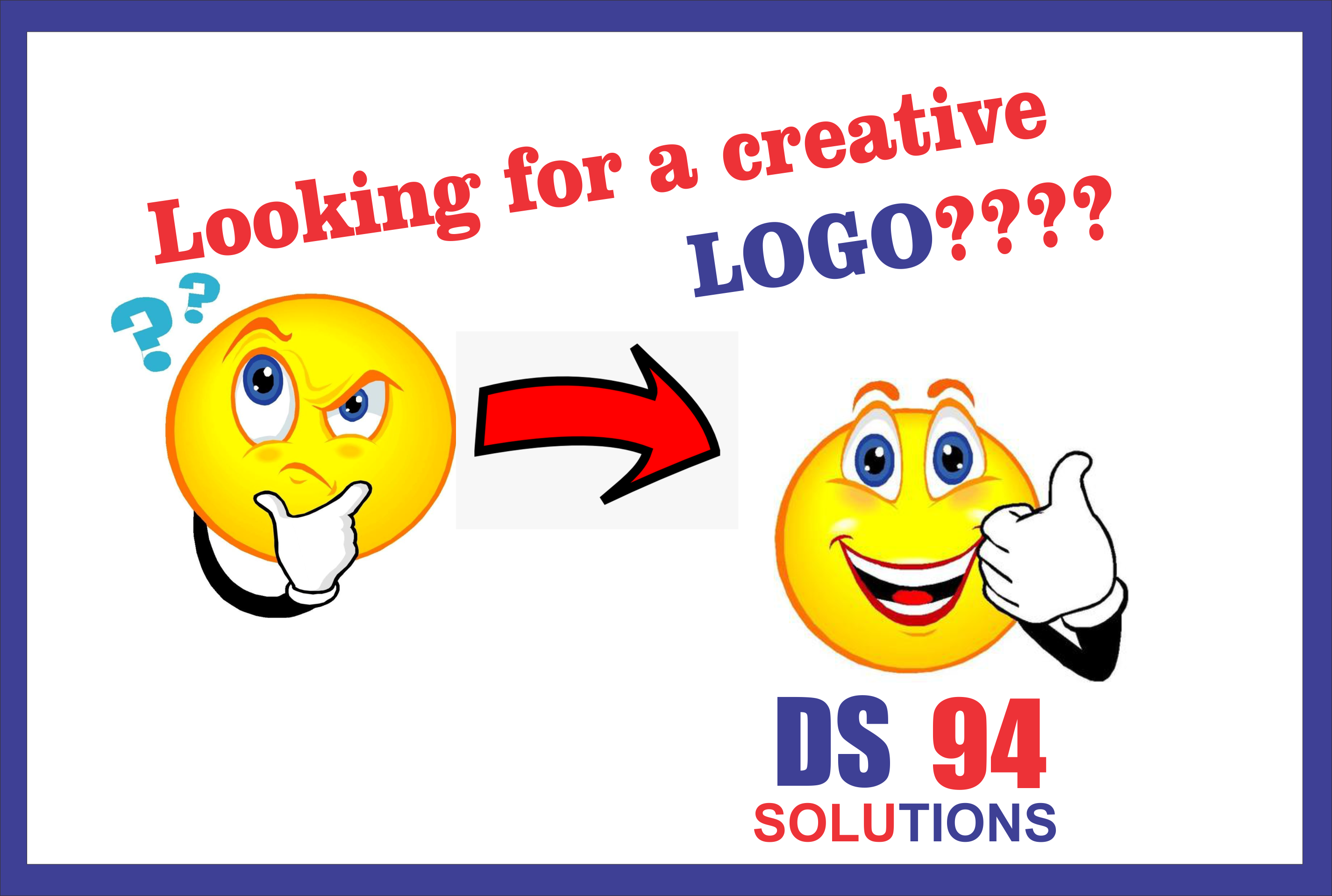 I will design a creative logo design for your business or website