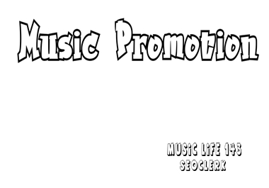 Music Promotion Boost High Number