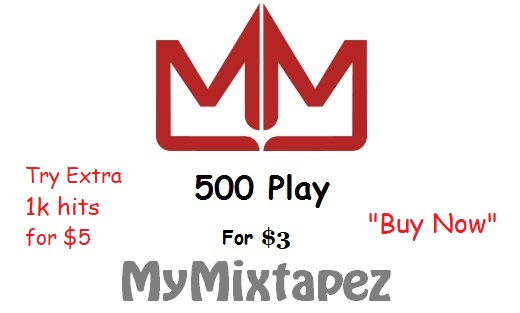 mymixtapez 500 play hits app buy