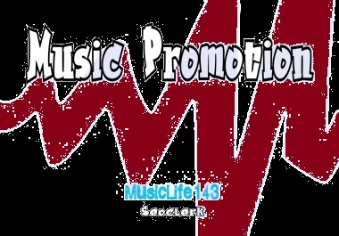 Music Promotion Ultimate Bump To Your Artist
