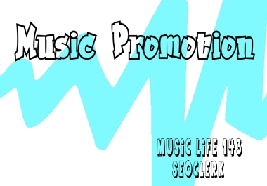 Music Promotion Bump Your Rank Chart