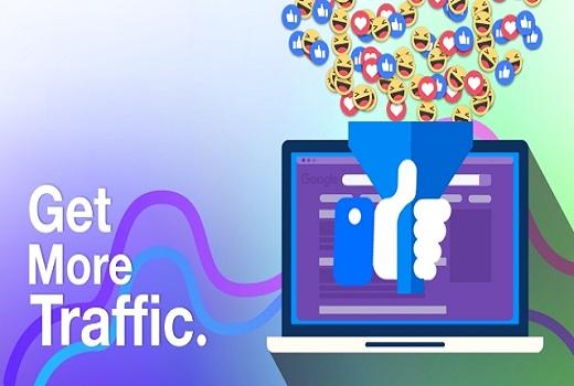 give 1000 target traffic to blog / webs