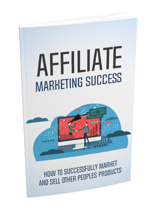 Learn how to be an sucessful affiliate marketer