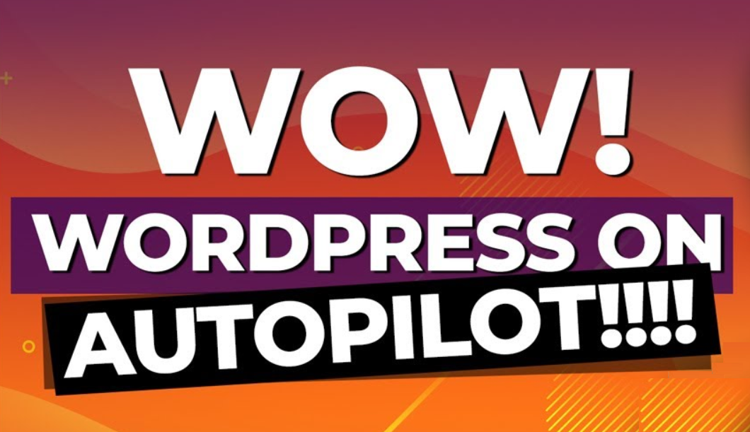 Your adult wordpress on autopilot - i will schedule image posts for 2 months