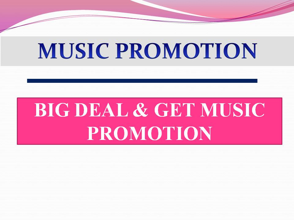 Branding Your Business & Ranking Your track on our GIGAudiomackService And Promoted