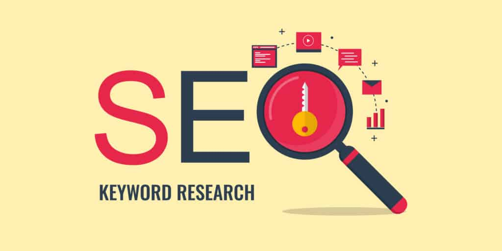 keyword research for your website,  blog. niche