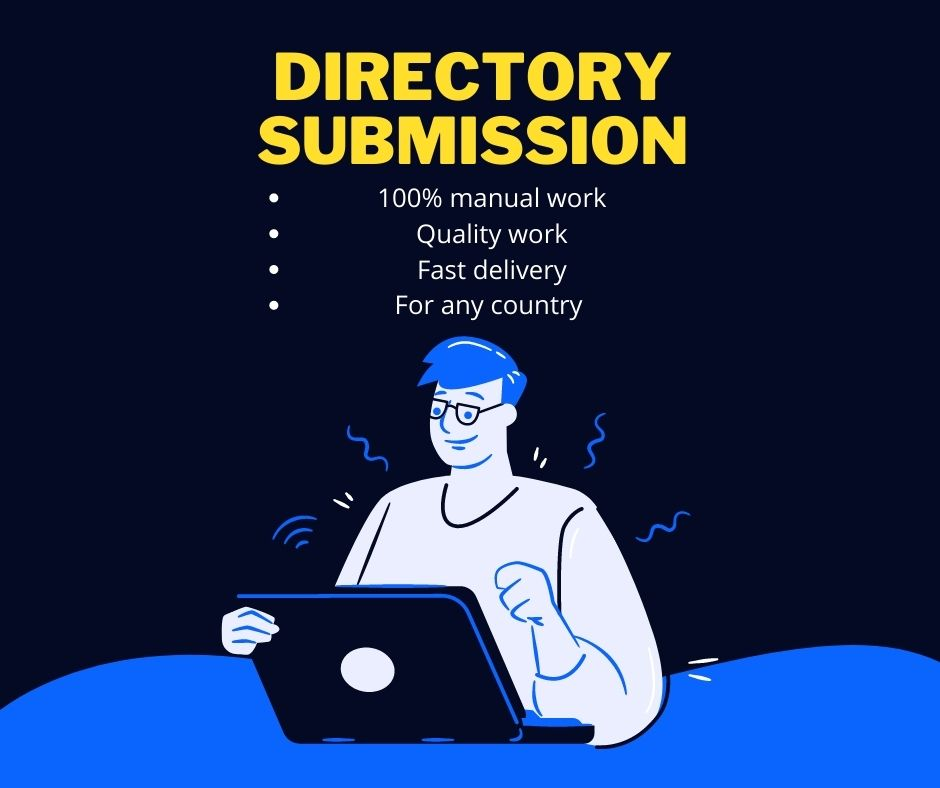 I will do 250 directory submission for any country