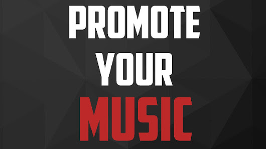 We promote your music using reposts