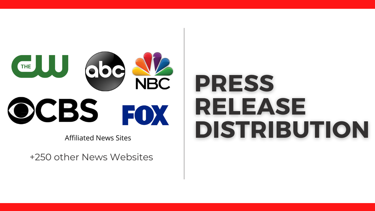 Submit Press Release To Google News,  Fox,  NBC,  Digital-Journal and 200+ News Sites
