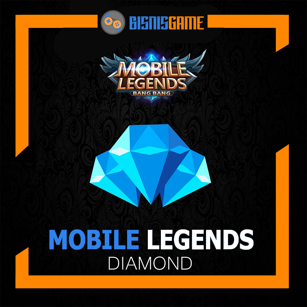 Top Up Mobile Legends 100 Diamonds Only Need User ID