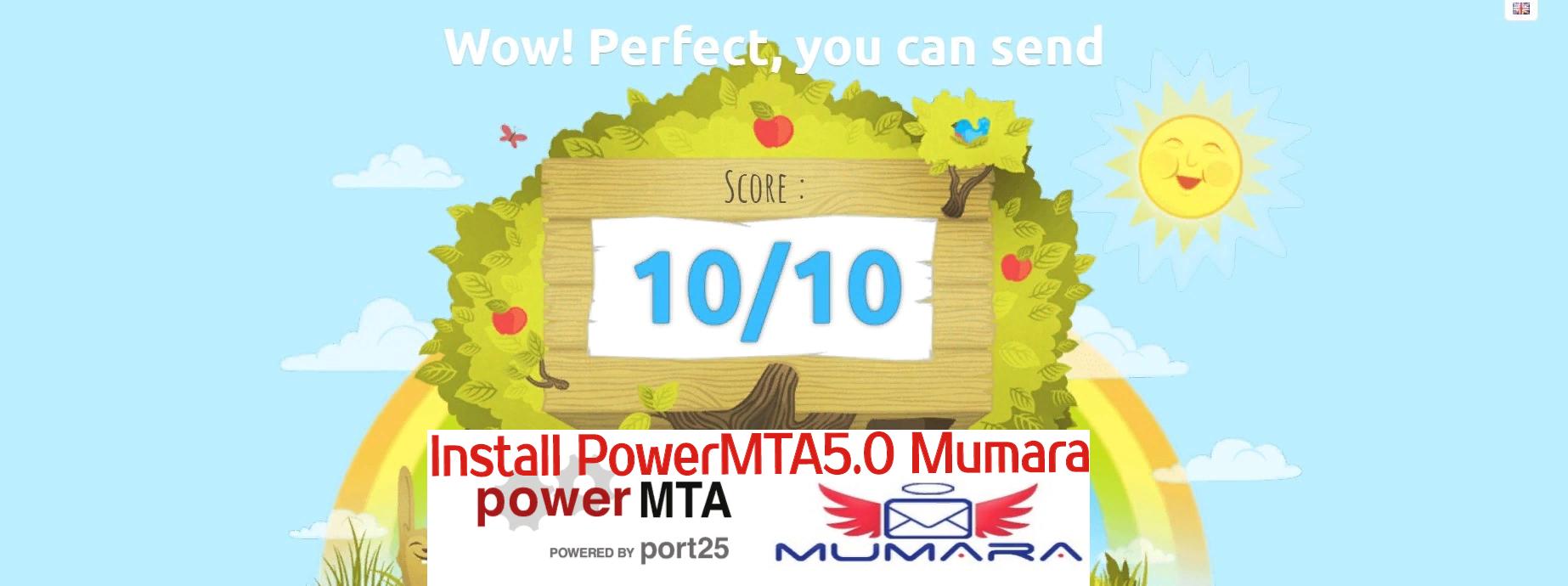 I Install PowerMTA5.0+Mumara on your server or vps