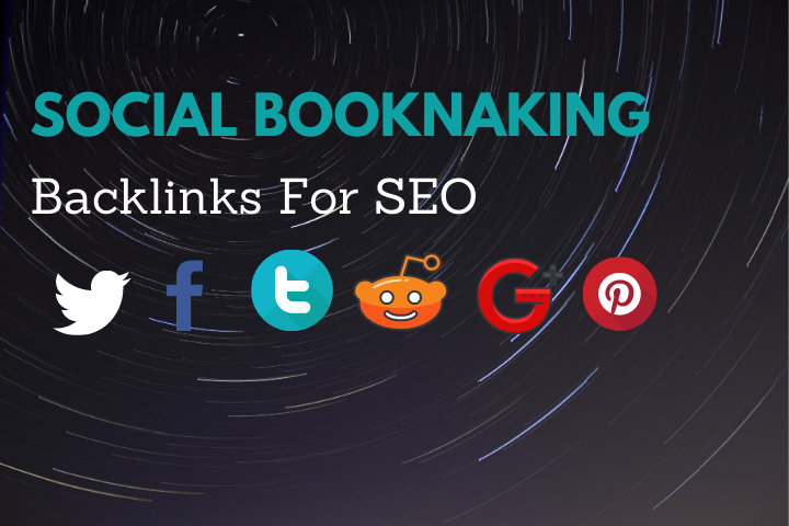 I will create 30 manually Scoial-Bookmarks Links