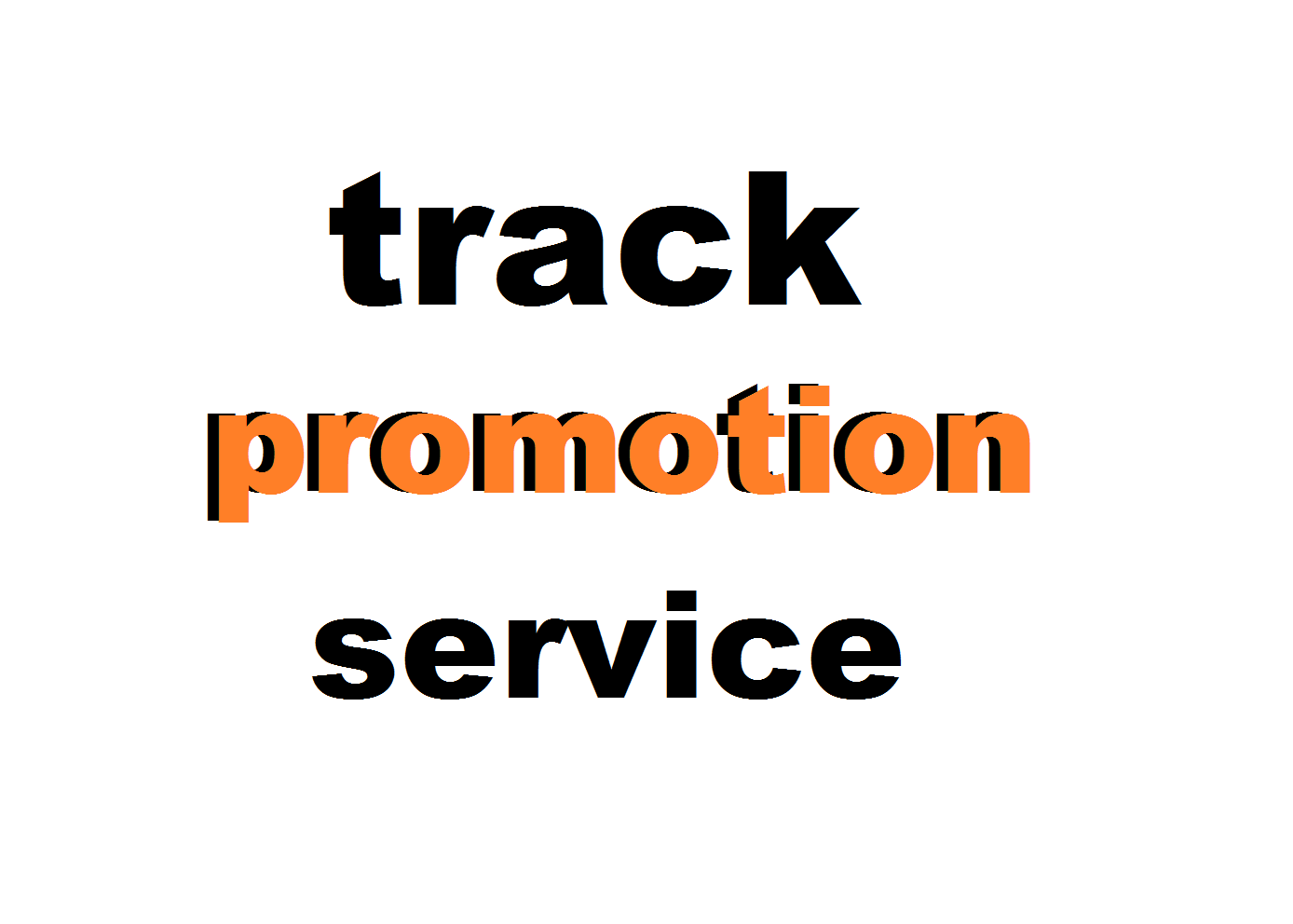 promote your track or playlist more than 6k audience