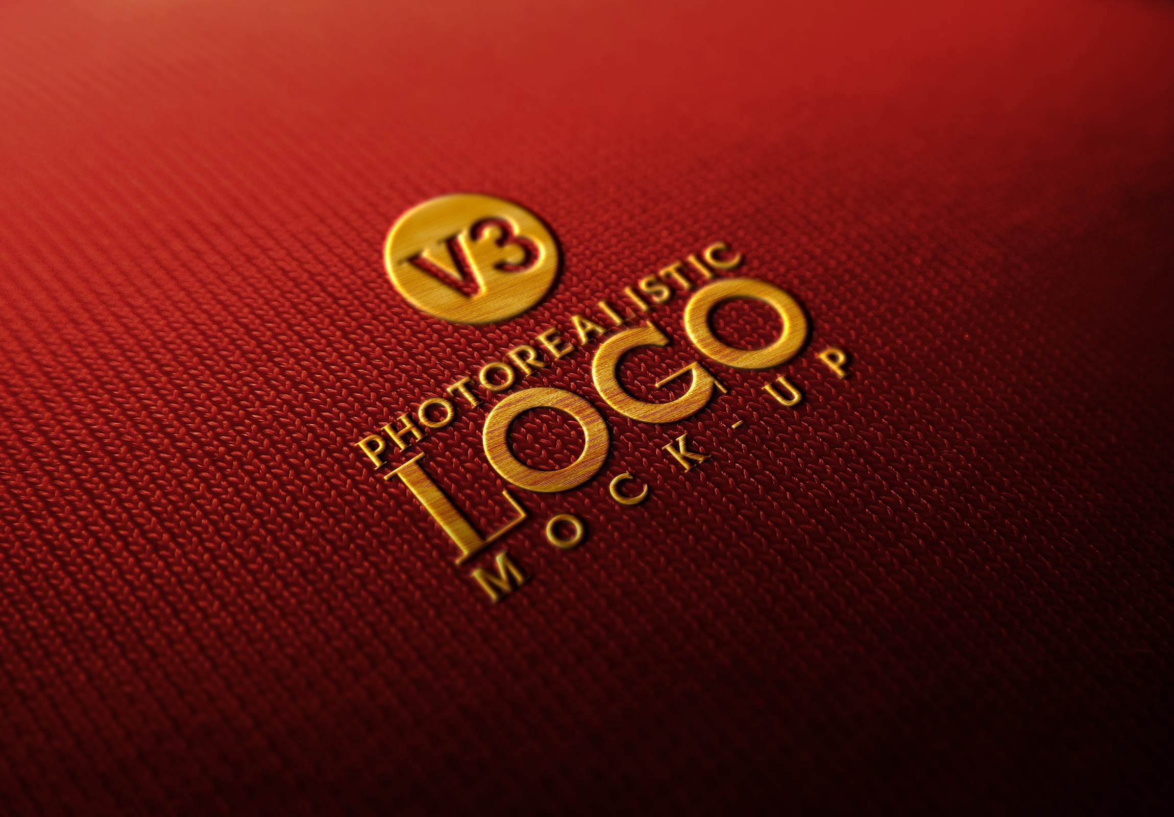 shiny 3d Logo and give 3d look for your logo