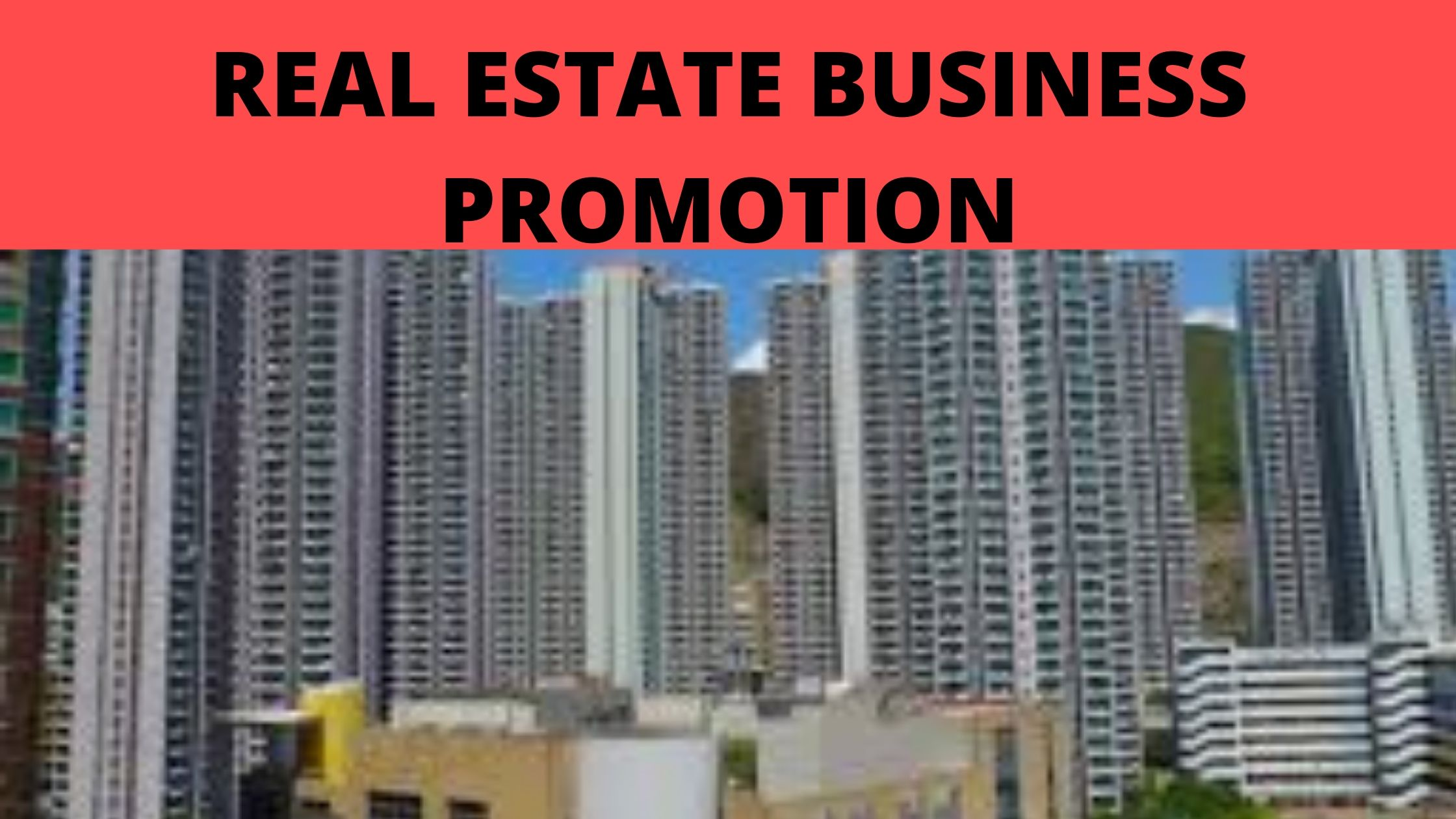 I will generate massive traffic for your Real Estate business for 30 days