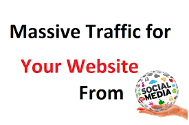Viral Promotion of Your Website For 7 Days