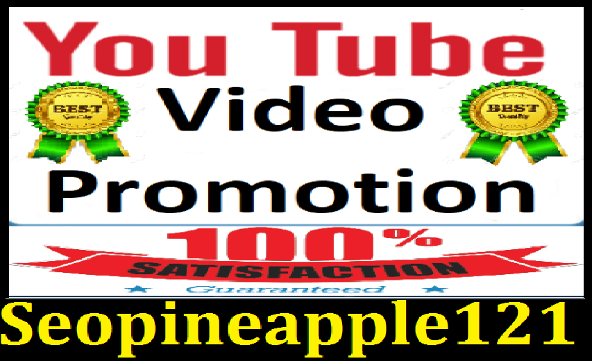 Increase Video Promotions via natural in social way
