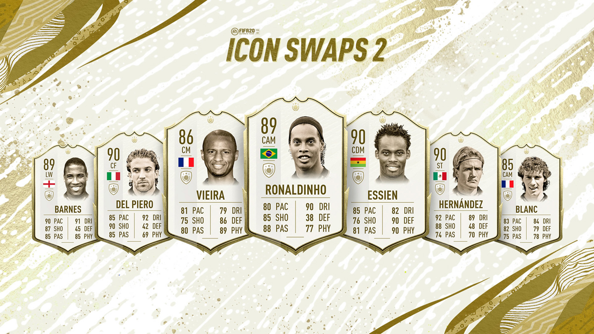 I will do icon swaps objectives for you
