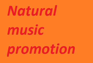 All Real Natural Music Promotion