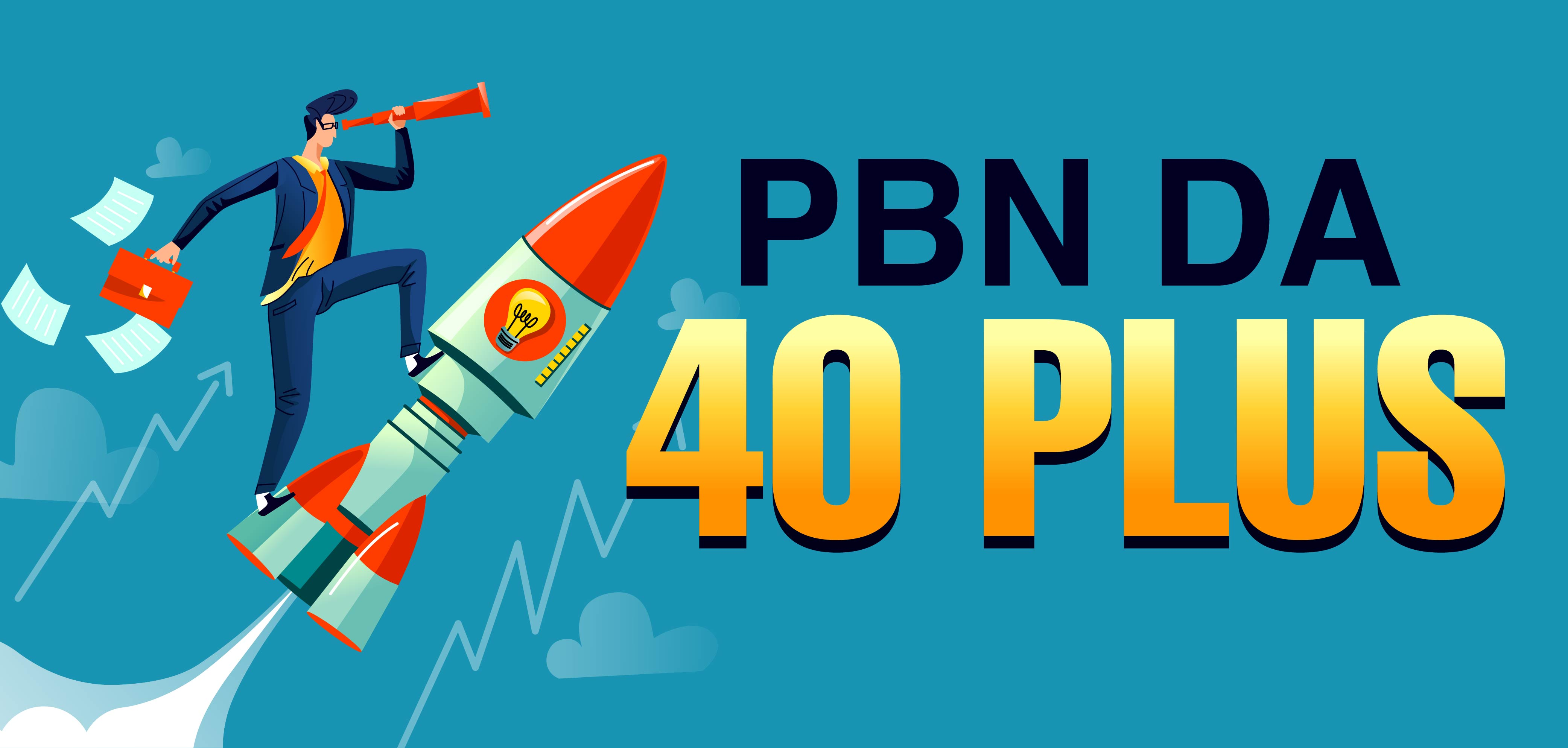 Build 7 Homepage PBN DA40+ Backlinks