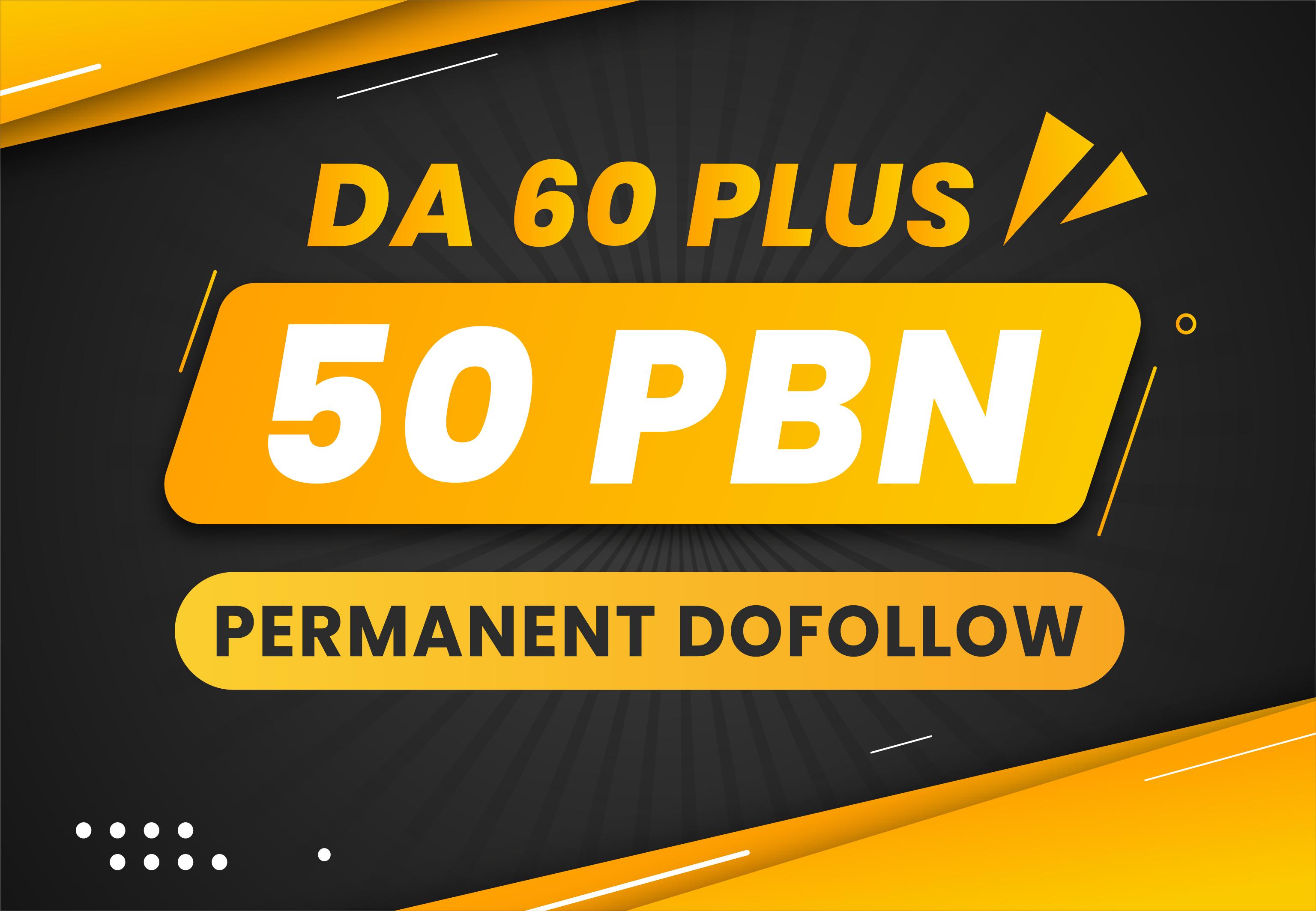 Do 50 PBN DA 60+ Homepage DoFollow Links for Casino And pokar.