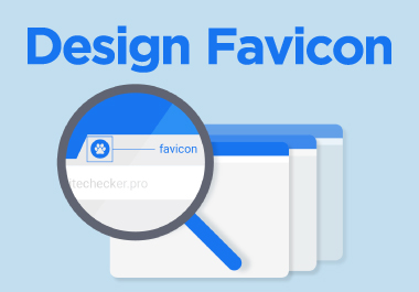 Design Favicon for your Website
