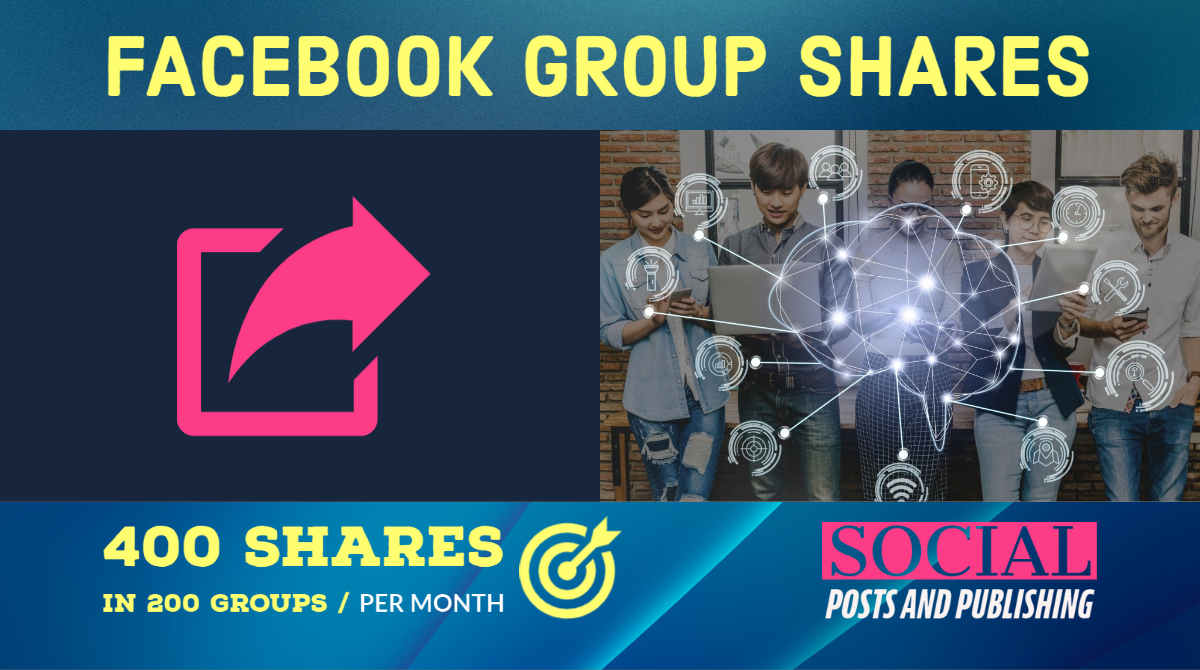 Social Posts,  Joining and Publishing on Facebook Targeted Groups