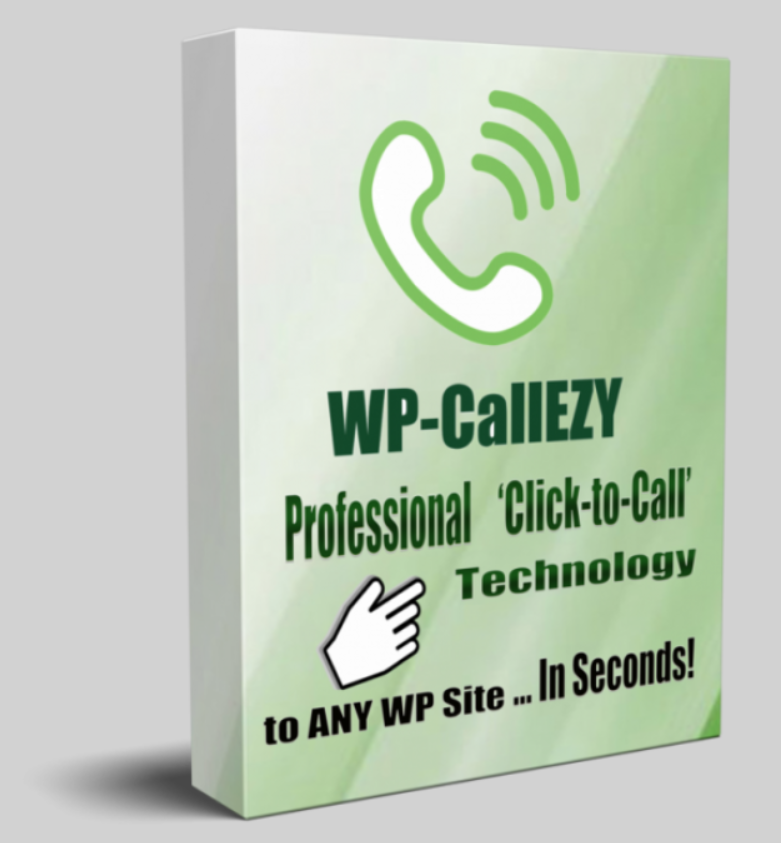 WP-CallEZY Professional Click to Call Technology to Any WordPress Site In Second