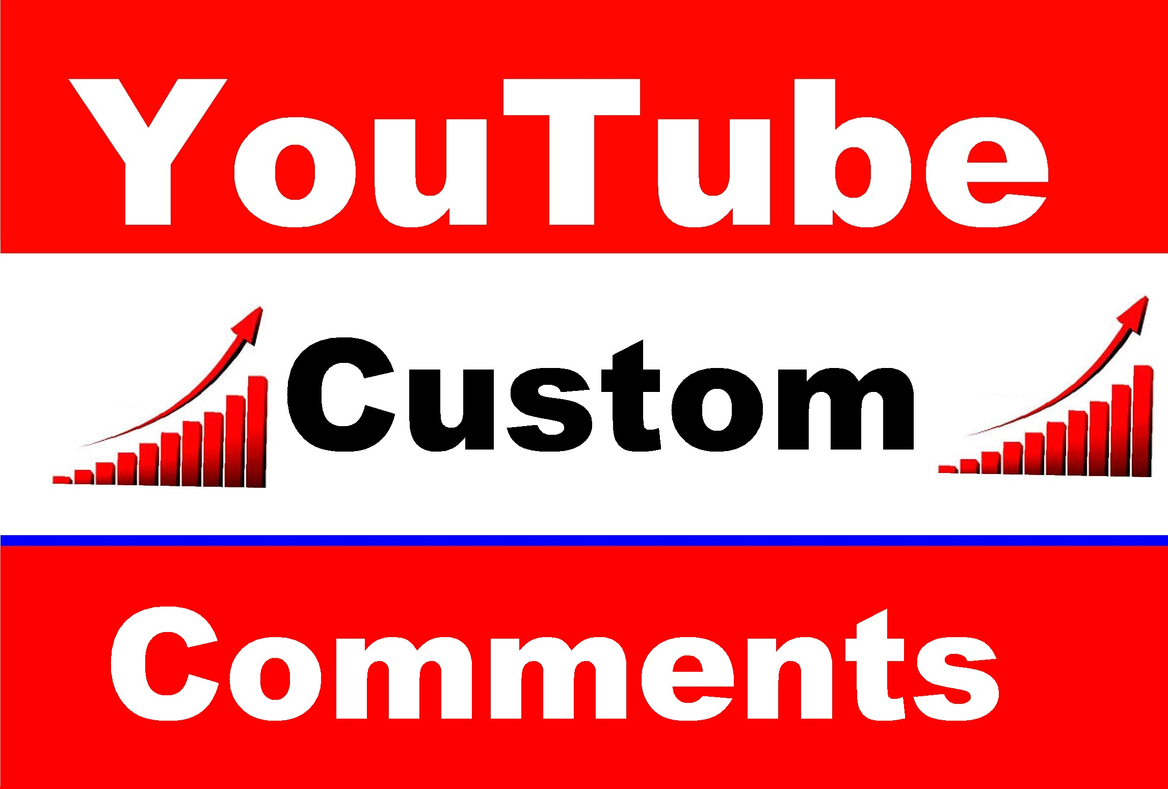 Manually Custom Comments Upvote On Your YouTube Video