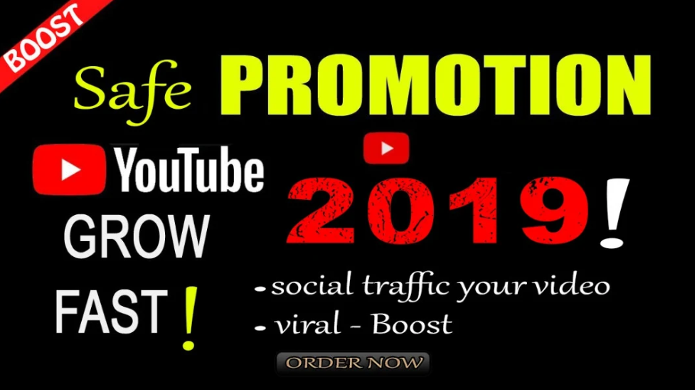 youtube Promotion With Real Audience And Vio
