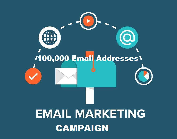 Email Marketing Campaign Send 200,000+ Emails