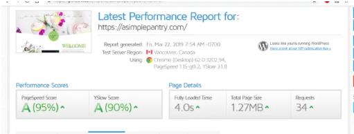 Speed up & SEO Optimize Website - 2X Speed Guaranteed