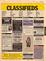 Post 30 classified ads to 10 different sites USA based