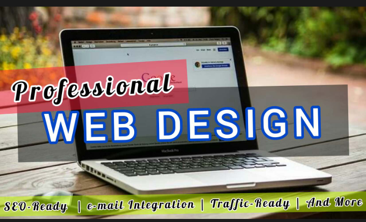 Build Professional SEO-Ready Stunning Business Website