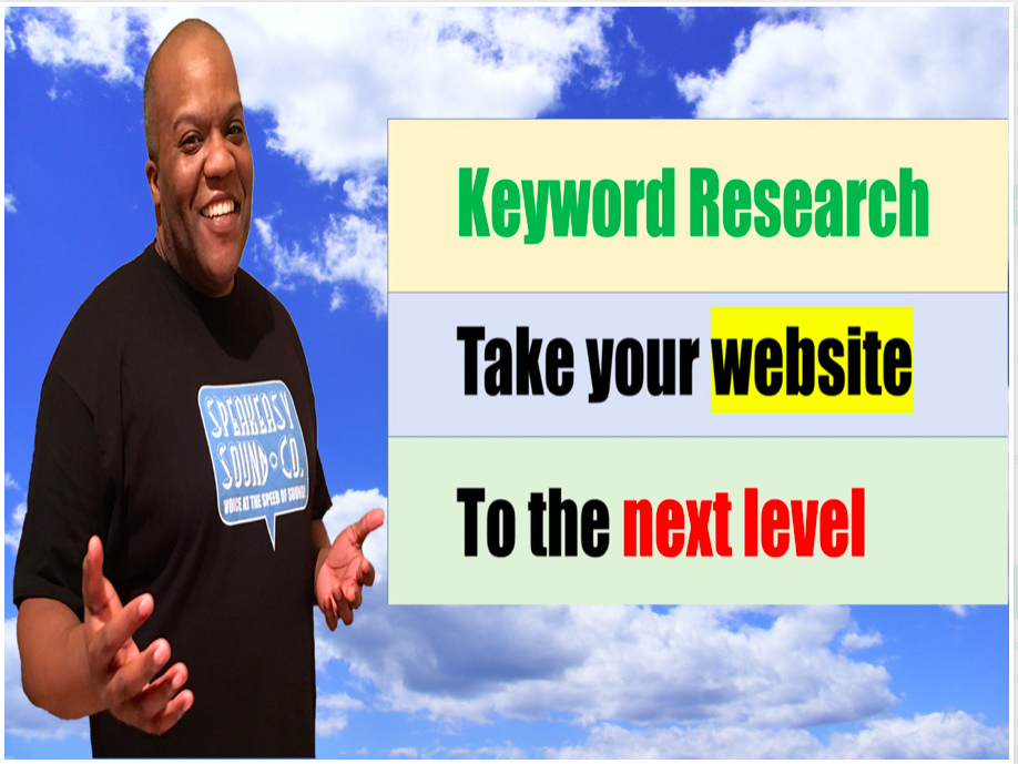 I will do SEO targeted keyword research for your website