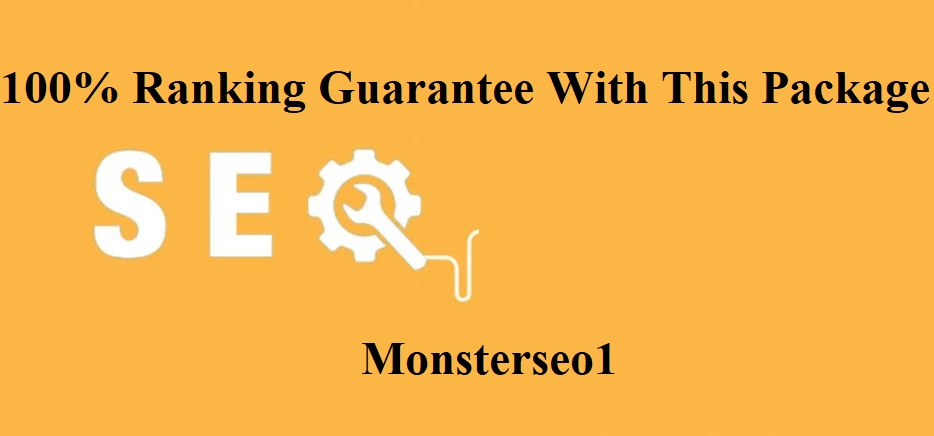 100percent Ranking Guarantee- I Will Rank Your Website on Google First Page