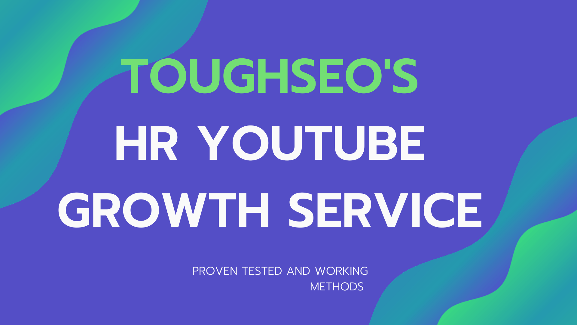 HR YOUTUBE VIDEO PROMOTIONS YOUTUBE GROWTH SERVICE