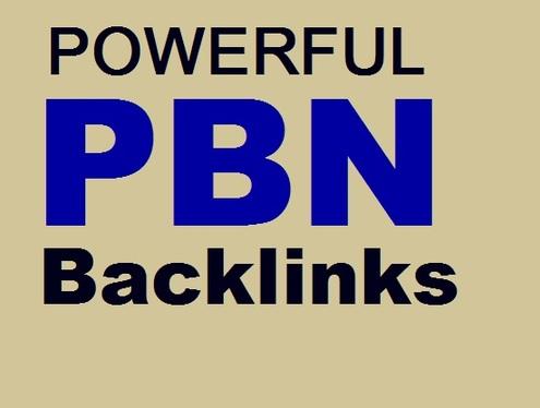 SUPER POWER 50 PBN LINKS- WEBSITE Rankings OR REFUND