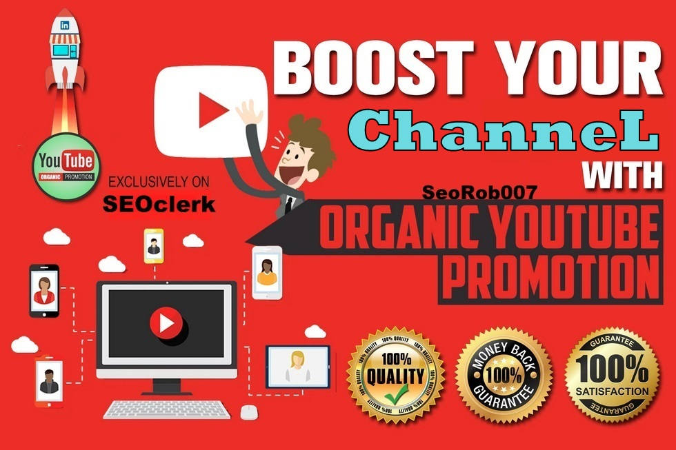 I will blow up your Chamnel Fast And Safe Promotion