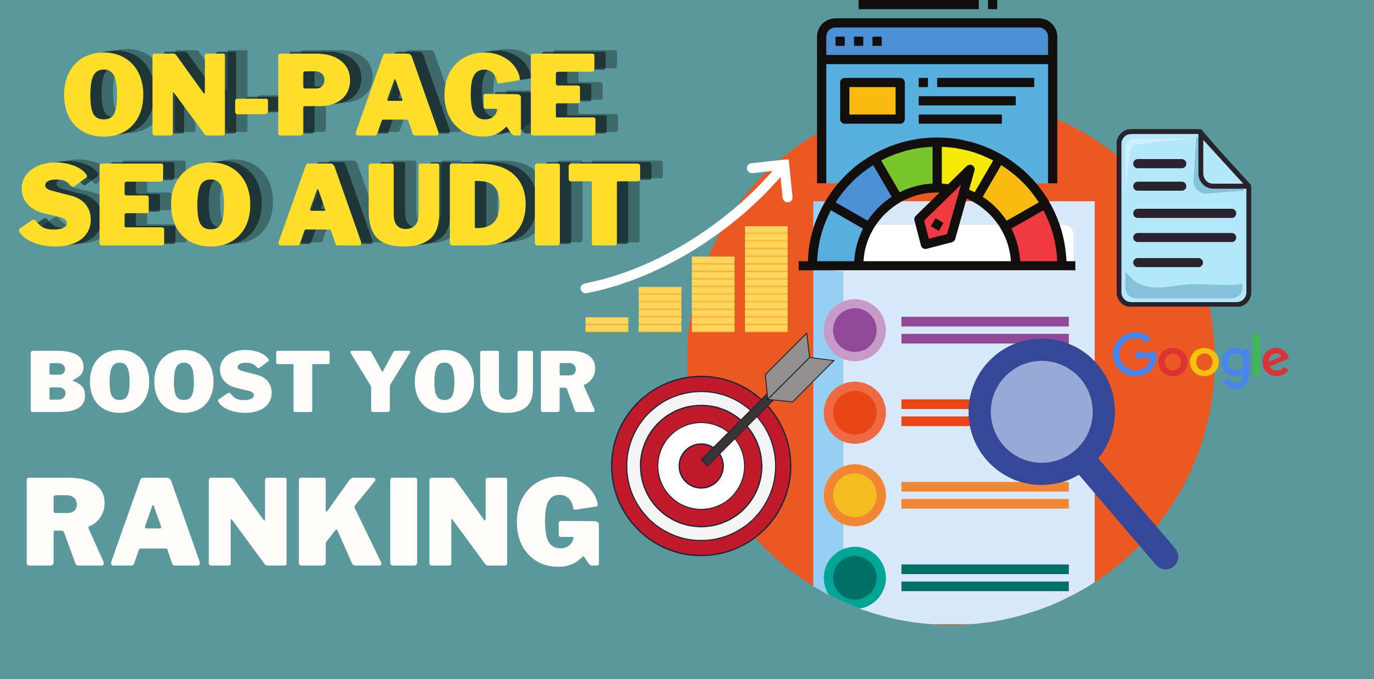 I will do on page seo audit and give you report
