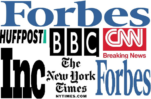 High authority 301 redirect backlink from above DA90 Forbes,  HuffingtonPost,  NYtimes
