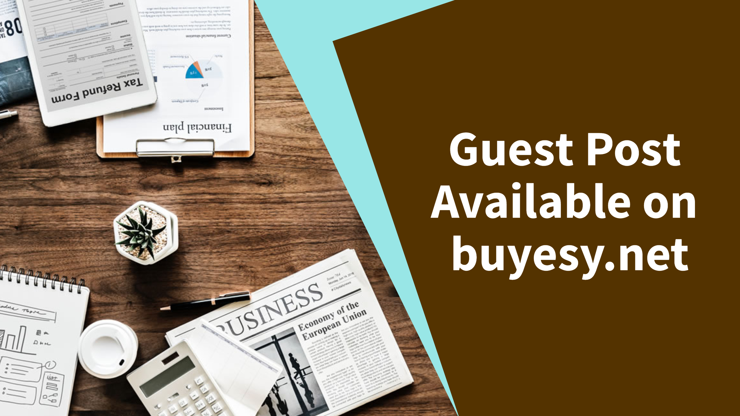 Publish Your Guest Post On Buyesy.net