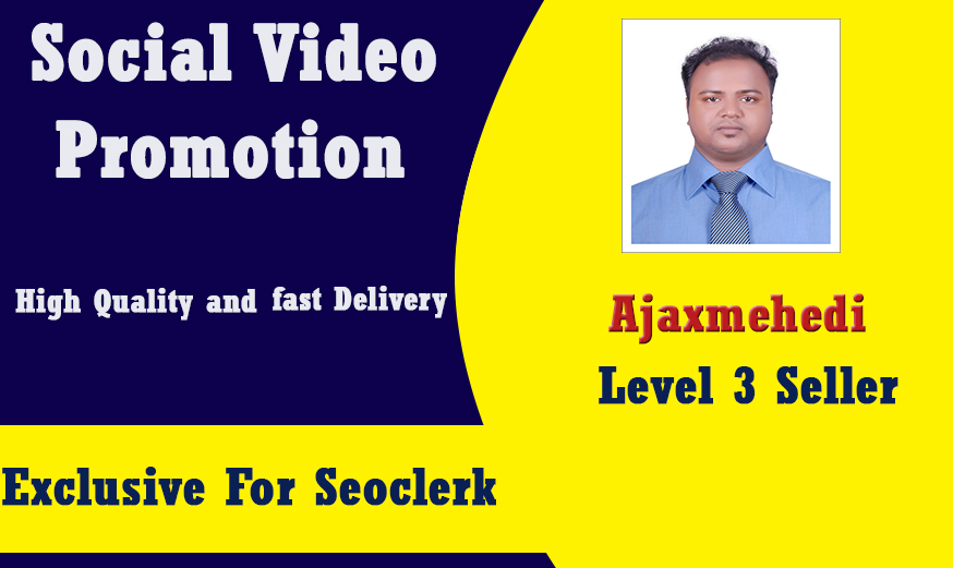 Do Genuine Viral Social Video Post Promotion Non Drop