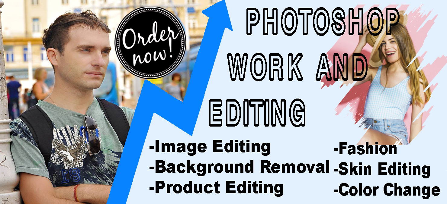Quality Photoshop Image Editing