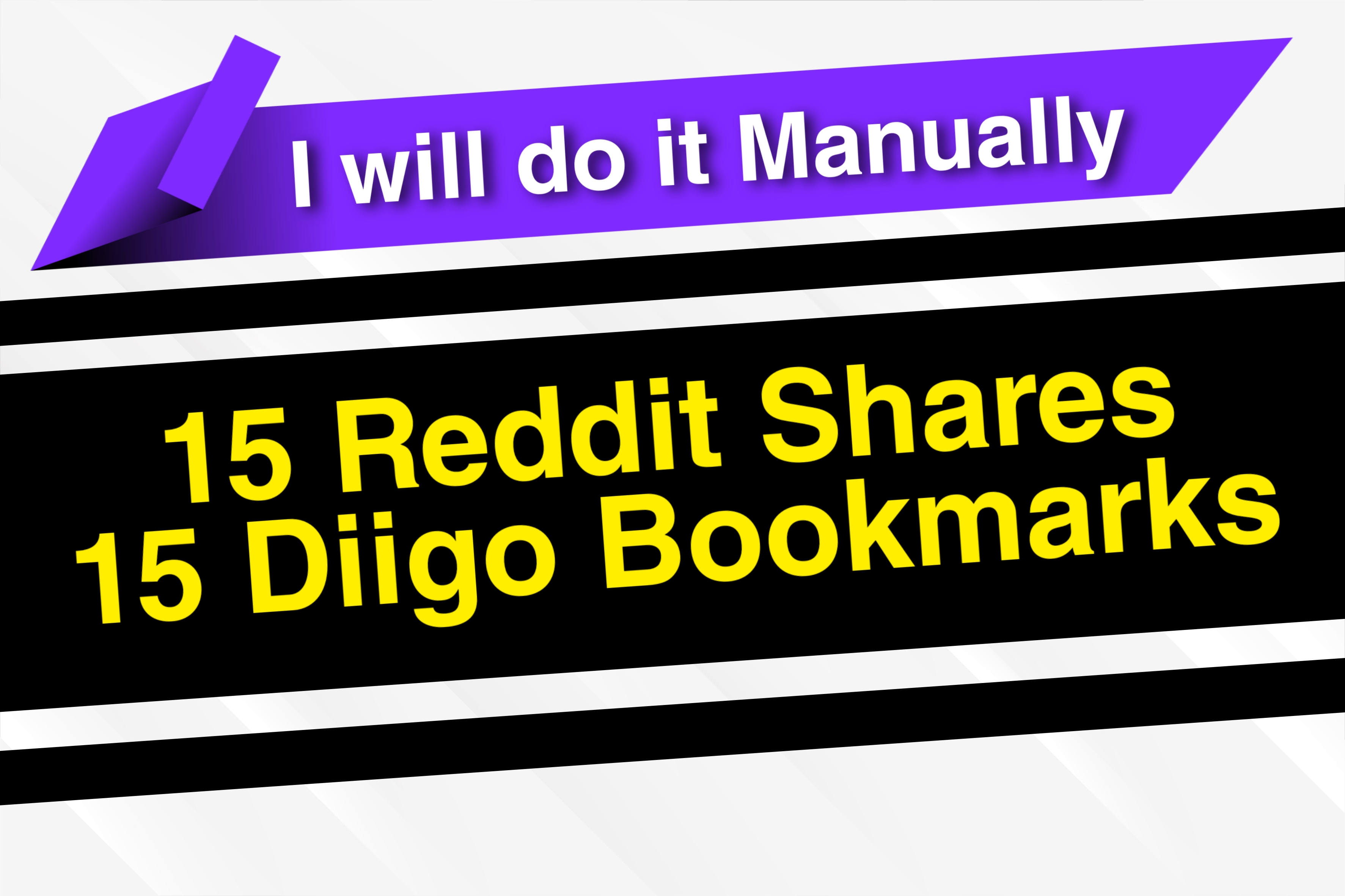 I will Manually Give 30 Mixed Signals of Reddit and Diigo to rank up your web on Any Search Engine