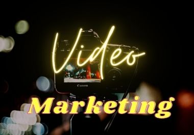Video Marketing Training and Info Package.