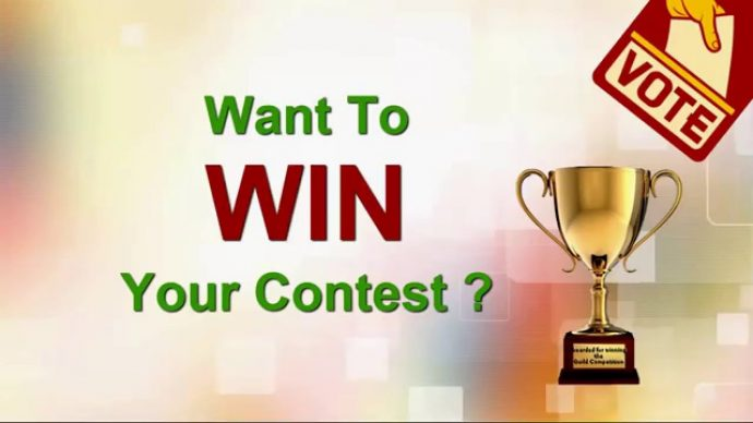 Help You To Win On Your Online Voting Contest By Collecting V0tes