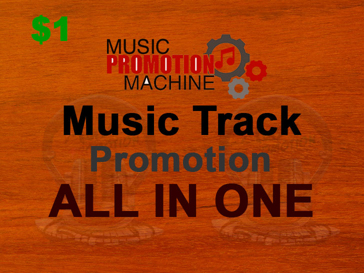 Music Promotion To Get listeners Your Music Track