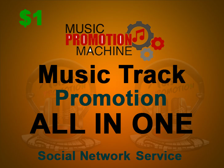 Music Promotion To Get Best listeners Your Music Track